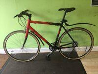Carerra Valour Hybrid bike