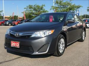 2013 Toyota Camry LE|OFF LEASE|NEW TIRES!