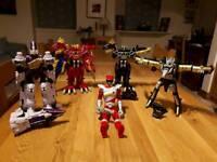Power Rangers Megazords