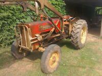 International 414 tractor