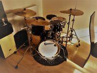Premier APK Heritage Microbop + Cymbals + Hardware