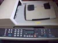 HP Color Laser Jet 2840 printer