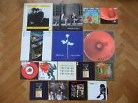 1980's Depeche Mode Yazoo Collection Record Vynial Dave Gaham Vince Clarke Daniel Miller Gore