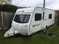 For Sale Caravan Clubman Lunar 4Berth