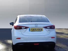 Mazda 3 SPORT NAV (white) 2015-03-23