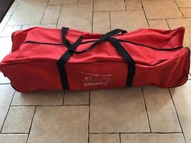 Kiddicare pushchair travel bag