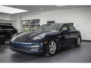2013 Porsche Panamera Bose audio pack. CD-DVD