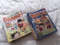 Couple of hundred BEANO Comics from 1990's and 2000's