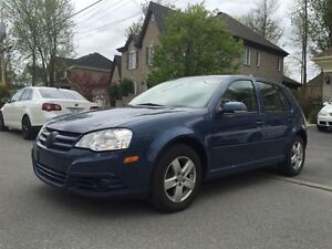 2008 Volkswagen Golf City, A/C, AUX, Mags, 8tires.