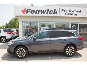 2015 Subaru Outback 2.5i Limited Package - Accident Free