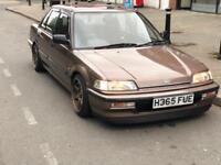 Honda Civic ed2 1.4 Sedan classic insurance £190 per year