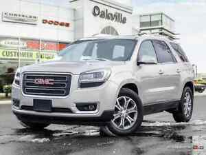 2015 GMC Acadia SLT1 | AWD | HEATED LEATHER | DUAL SUNROOF |