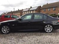 BMW 318d M SPORT