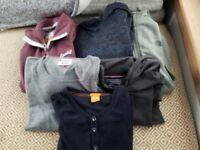 Mens XL sweatshirts and jumpers