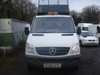 MERCEDES BENZ SPRINTER TIPPER 2009