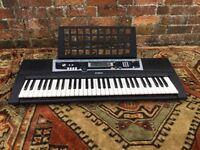 YAMAHA keyboard with brand new stand
