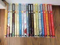 Full set of Dead Famous books for children