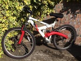 VXR Full Suspension Downhill Mountain Bike