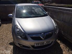SOLD - Tidy Vauxhall Corsa SXI for sale