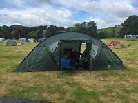 Vango Rio 600 6 person tent, £60.