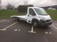 A.J. BREAKDOWN RECOVERY SERVICE FOR CAR AND MOTORBIKE TRANSPORTER