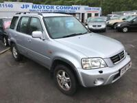 2000 HONDA CRV CHEAP JEEP NEW MOT DRIVE AWAY PART EX TO CLEAR
