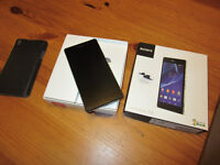 Immaculate Xperia Z2 with original box, charger and case