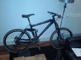 Kona Coilar Dee Lux Downhill Mountain Bike