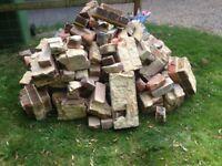 Brick rubble free