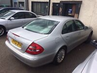 Mercedes Benz e 220 cdi e class w211 spare parts availble