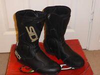 SIDI Motorcycle boots Size 6.5 / 41