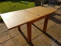 'Next' Square to Rectangle Dining Table