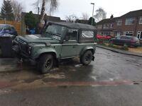 Bargain!!!! Land Rover Defender