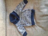 0-3 month baby boy jumper