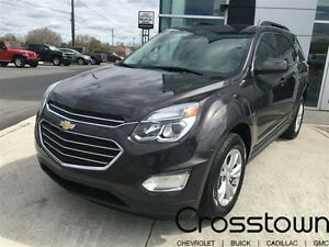 2016 Chevrolet Equinox REAR VISION CAMERA/BLUETOOTH/SUNROOF/LOW