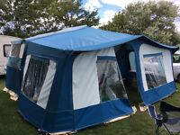 Pennine Sterling 510 Folding Campervan w/full awning