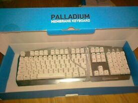 Element Gaming Palladium keyboard, vgc, boxed