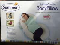 Baby pillow Summer