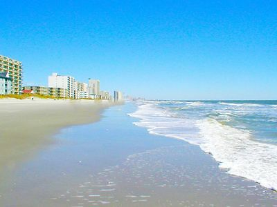 Myrtle Beach  Sc  Wyndham Ocean Boulevard  2 Bdrm Del Ov Ll  8 10 June 2018