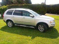 2011 (June) VOLVO XC90 2.4 D5 SE LUX** FULL SERVICE HISTORY**97000 MILES**LOW TAX *