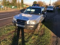 Subaru Forester full history excellent condition