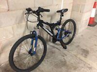 "Men Mountain Bike 26"" Muddyfox recoil"