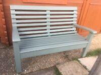 Quality Hardwood Garden Bench