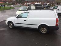 Vauxhall astra van 1.7dti