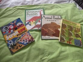 BOOKS FOR THE SCROLL SAW