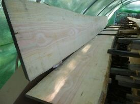 Larch planks/boards/cladding/beams/floors