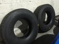 Brand new truck tyres