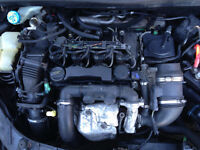 BREAKING - FORD FIESTA 1.6 ZETEC S DIESEL ENGINE - ALL PARTS AVAILABLE
