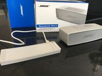 Bose speaker soundlink mini