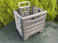 Citroen folding basket/trolley